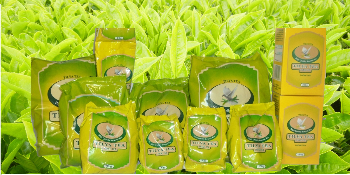 Professionally Packaged Tea
